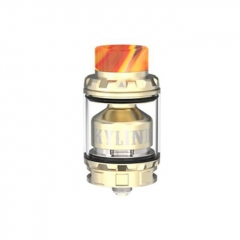 Pre-Sale Authentic Vandy Vape Kylin V2 24mm RTA Rebuildable Tank Atomizer 3/5ml - Gold