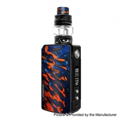 Authentic Voopoo Drag 2 177W TC VW Mod + UForce T2 Tank Kit 28mm/5ml  - B-Flame
