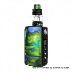 Authentic Voopoo Drag 2 177W TC VW Mod + UForce T2 Tank Kit 28mm/5ml - B-Island