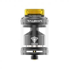 Authentic Thunder Head Creations THC TAUREN 24mm RTA Rebuildable Tank Atomizer - Gun Metal
