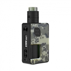 Authentic Vandy Vape Pulse X 90W 18650/20700/21700 Squonk Kit - Camouflage