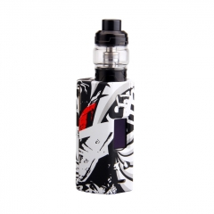 Authentic YOSTA Livepor 200W TC VW APV Box Mod + IGVI M2 Tank 6ml/0.15ohm Kit - Zebra