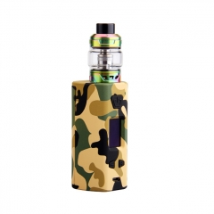 Authentic YOSTA Livepor 200W TC VW APV Box Mod + IGVI M2 Tank 6ml/0.15ohm Kit - Camo Green