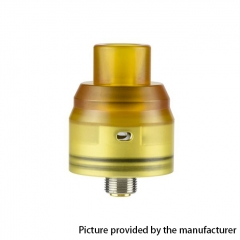 Authentic VAPJOY Hayabusa 22mm RDA Rebuildable Dripping Atomizer w/ BF Pin - Yellow