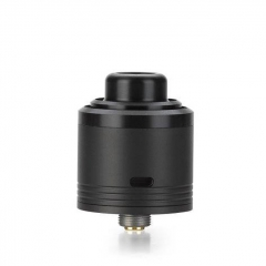 Pre-Sale Authentic Gas Mods G.R.1 GR1 Pro 24mm RDA Rebuildable Dripping Atomizer w/ BF Pin - Full Black