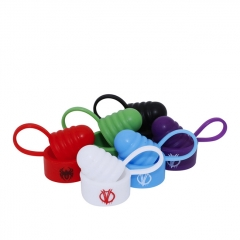 VIVISOMKE Anti Dirt Cap + Ring 1pc - Random Color