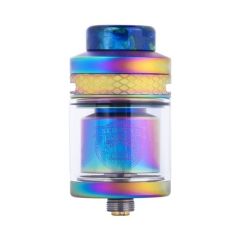 Authentic Wotofo Serpent Elevate 24mm RTA Rebuildable Tank Atomizer 3.5ml - Rainbow