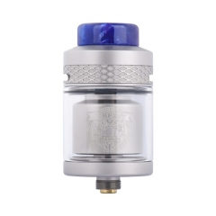 Authentic Wotofo Serpent Elevate 24mm RTA Rebuildable Tank Atomizer 3.5ml - Silver