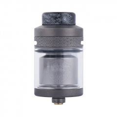 Authentic Wotofo Serpent Elevate 24mm RTA Rebuildable Tank Atomizer 3.5ml - Gun Metal
