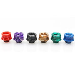 Iwodevape 510 Replacement Resin Drip Tip for Atomizers 1pc - Random Color