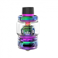 Authentic Uwell Crown 4 IV 28mm Sub Ohm Tank Clearomizer 6ml/0.4ohm - Iridescent