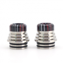 Clrane Tower 810 Stainless + Resin 2pcs - Silver