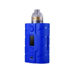 Authentic VapeCige VTX200 DNA250C  200W TC VW Squonk Box Mod + RDA Kit - Blue