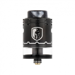 Faris Style 24mm RDTA Rebuildable Dripping Tank Atomizer 3ml - Black