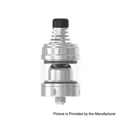 Authentic Vandy Vape Berserker V1.5 24mm MTL RTA Rebuildable Tank Atomizer 2.5ml - Silver