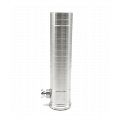 Kindbright Vapor G Mini v2.5 18350/18500/18650 Mechanical Mod 23mm w/Logo - Silver