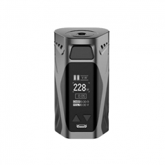Authentic Rincoe Manto X 228W TC VW APV Box Mod - Gray