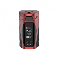 Authentic Rincoe Manto X 228W TC VW APV Box Mod - Red