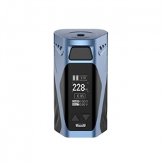 Authentic Rincoe Manto X 228W TC VW APV Box Mod - Blue