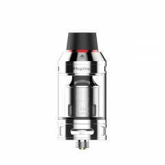 Authentic Hugsvape Magician Mesh 24mm Sub Ohm Tank Clearomizer 5ml - Silver