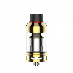 Authentic Hugsvape Magician Mesh 24mm Sub Ohm Tank Clearomizer 5ml - Gold
