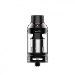 Authentic Hugsvape Magician Mesh 24mm Sub Ohm Tank Clearomizer 5ml - Black