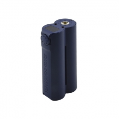 Pre-Sale Authentic Squid Industries Double Barrel V3 VW Variable Wattage Box Mod - Navy Blue