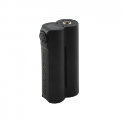 Pre-Sale Authentic Squid Industries Double Barrel V3 VW Variable Wattage Box Mod - Black Obisdian