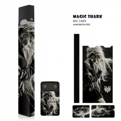 Authentic Vapethink Magic Shark 3M Wrapper Smart Skin Sticker for Juul - No.1089