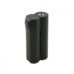 Pre-Sale Authentic Squid Industries Double Barrel V3 VW Variable Wattage Box Mod - Army Green