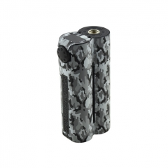 Pre-Sale Authentic Squid Industries Double Barrel V3 VW Variable Wattage Box Mod - Arctic Camo