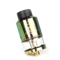 Coil Father King 25mm RDTA Rebuildable Dripping Tank Atomizer 6.5ml - Rainbow