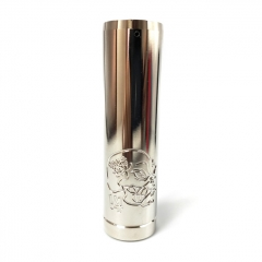 Lysen Back To Basics B2B V4 Style 18650/20700/21700 Mechanical Mod 29mm - Silver