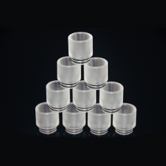 ULPS Replacement 810 Drip Tip 2pcs - White