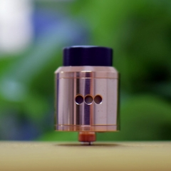 Goon Style 24mm RDA Rebuildable Dripping Atomizer w/BF Pin (Polished Version) - Copper