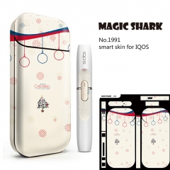 Authentic Vapethink Magic Shark 3M Wrapper Skin Sticker for IQOS - No.1991
