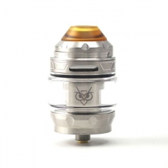 Authentic Advken Owl 25mm Sub Ohm Tank Clearomizer 4ml - Silver