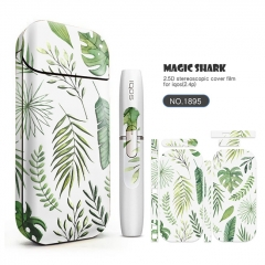 Authentic Vapethink Magic Shark 3M Wrapper Skin Sticker for IQOS - No.1895