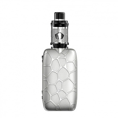 Authentic IJOY Mystique 162W TC Kit with Mystique Mesh Tank - White