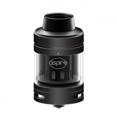 Authentic Aspire Nepho 27mm Sub Ohm Tank Clearomizer 4ml - Black