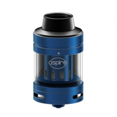 Authentic Aspire Nepho 27mm Sub Ohm Tank Clearomizer 4ml - Blue