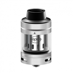 Authentic Aspire Nepho 27mm Sub Ohm Tank Clearomizer 4ml - Silver
