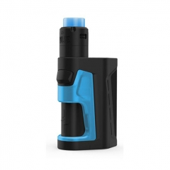 Authentic Vandy Vape Pulse Dual 200W Squonk VW Box Mod + Pulse V2 RDA Kit - Blue