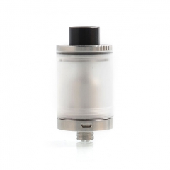 Doggystyle V2 316SS 22mm Style RTA Rebuildable Tank Atomizer 1:1 - Silver