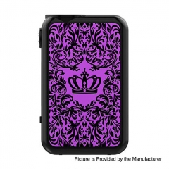 Authentic Uwell Crown 4 IV 200W TC VW Variable Wattage Box Mod - Purple