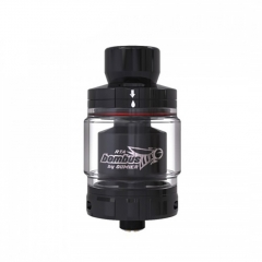 Authentic Oumier Vape Bombus RTA 24.5mm Rebuildable Tank Atomizer 2ml - Black