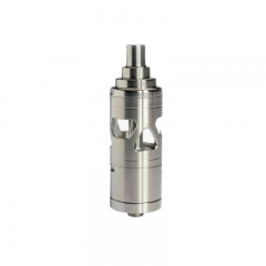 Dream Style 22mm RTA Rebuildable Tank Atomizer 4ml - Silver