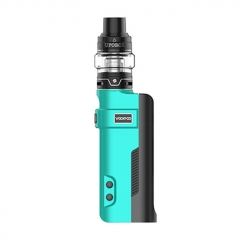 Authentic VOOPOO REX 80W TC VW APV Mod + UFORCE 3.5/5ml Kit (Standard Edition) - Blue