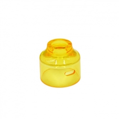 Replacement PEI Cap for Oumier WASP Nano RDA 1pc - Yellow