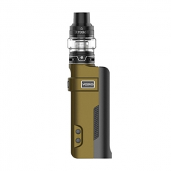 Authentic VOOPOO REX 80W TC VW APV Mod + UFORCE 3.5/5ml Kit (Standard Edition) - Olive